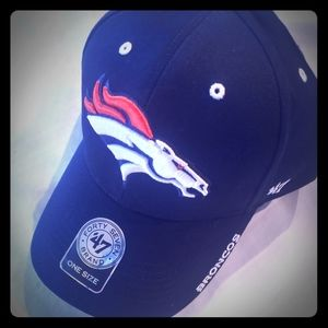 Denver Broncos Strapback Adjustable Hat Cap new